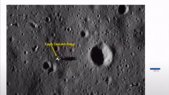 Индийские ученые показали место посадки Apollo 11