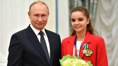 «Покажите, как выставляются оценки»: как Путин поддержал Дину Аверину во время встречи с олимпийцами