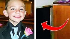 Через 2 года отец нашёл пропавшего сына за шкафом у бывшей тёщи