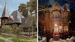 17 работ российского фотографа, снимающего старые дачи