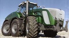 Халк среди тракторов - Fendt Trisix Vario