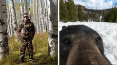 Парень нашёл в лесу потерянную камеру и показал кадры оттуда. Оказалось, что он не первый, кто её обнаружил.