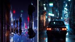 Ночная жизнь и городской пейзаж Токио в подборке снимков Лиама Вонга