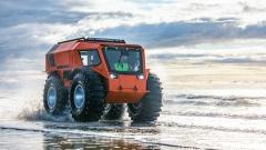 Арктический транспортный парк «Газпром нефти» пополнили вездеходы-амфибии